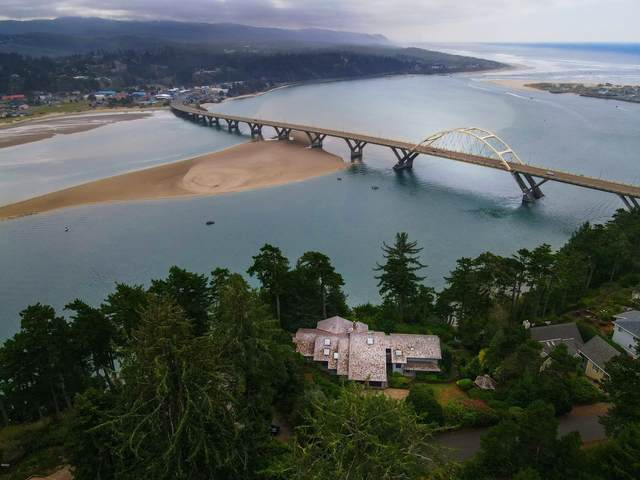 893 NW Highland Dr, Waldport, OR 97394 (MLS #21-273) :: Coho Realty