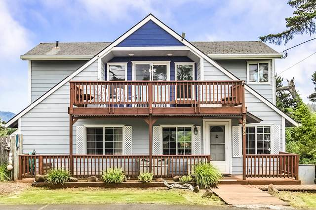 4902 SW Coast Ave, Lincoln City, OR 97367 (MLS #20-1229) :: Coho Realty