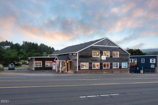 4744 SE Hwy 101, Lincoln City, OR 97367 (MLS #21-1662) :: Coho Realty