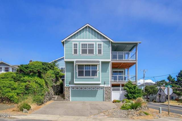 1708 NW Harbor Avenue, Lincoln City, OR 97367 (MLS #21-549) :: Coho Realty