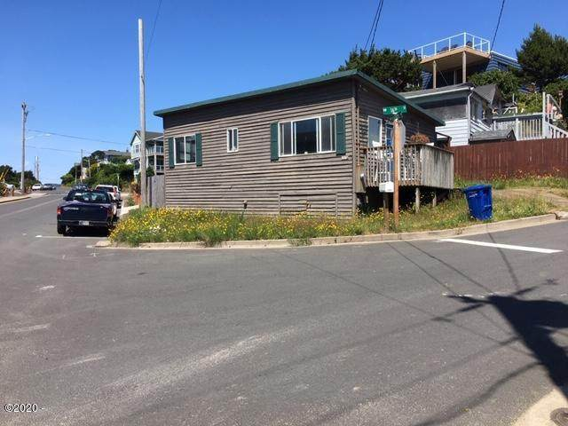 1614 NW Harbor Ave, Lincoln City, OR 97367 (MLS #20-1414) :: Coho Realty
