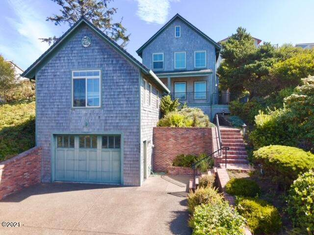 4606 SW Beach Ave, Lincoln City, OR 97367 (MLS #21-2023) :: Coho Realty