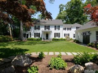 64 Snake Hill Rd, Cold Spring Hrbr, NY 11724 (MLS #2939433) :: Signature Premier Properties