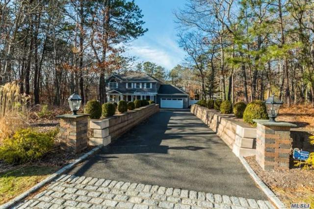 12 Wooded Ln, Hampton Bays, NY 11946 (MLS #3007512) :: Netter Real Estate