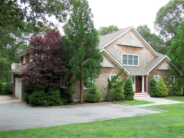 4 Woodview Way, Hampton Bays, NY 11946 (MLS #3046065) :: The Lenard Team