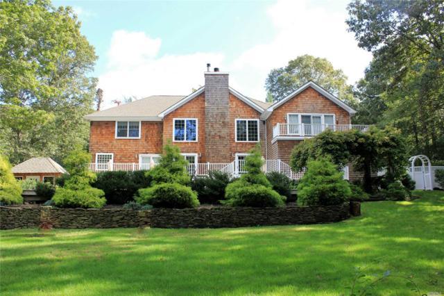 4 Woodview Way, Hampton Bays, NY 11946 (MLS #3046065) :: Netter Real Estate