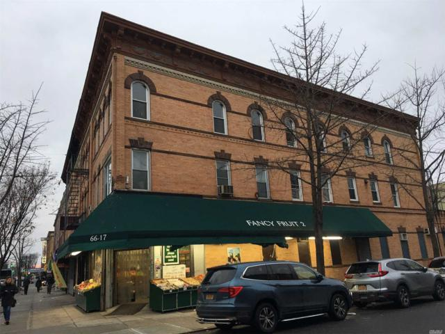 66-17 Myrtle Ave, Glendale, NY 11385 (MLS #2997439) :: Shares of New York