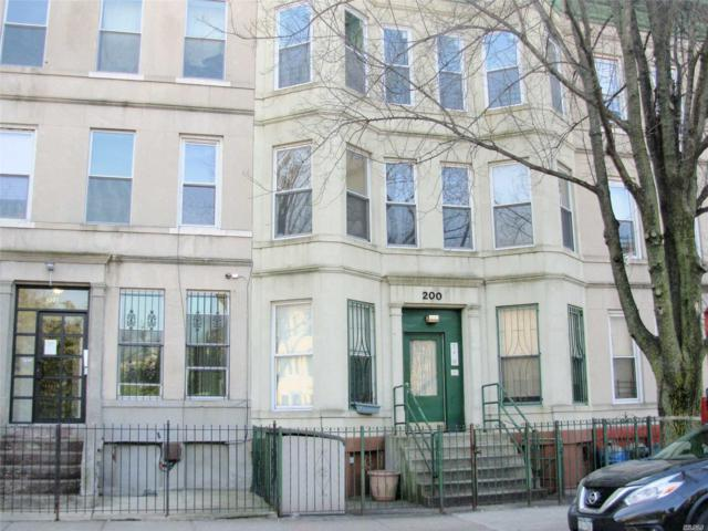 200 Hull St, Brooklyn, NY 11233 (MLS #2998489) :: Netter Real Estate