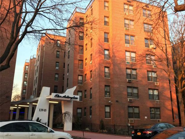 139-15 83rd Ave #727, Jamaica, NY 11435 (MLS #2999810) :: Netter Real Estate