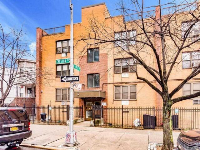 2805 Creston Ave 4A, Out Of Area Town, NY 10468 (MLS #3001023) :: The Lenard Team