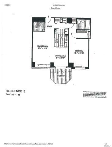 112-01 Queens Blvd 4-E, Forest Hills, NY 11375 (MLS #3001538) :: Keller Williams Homes & Estates