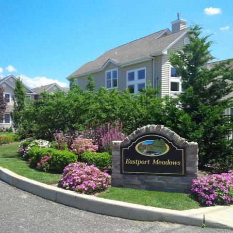 1 Meadow Way #1, Eastport, NY 11941 (MLS #3003342) :: Netter Real Estate
