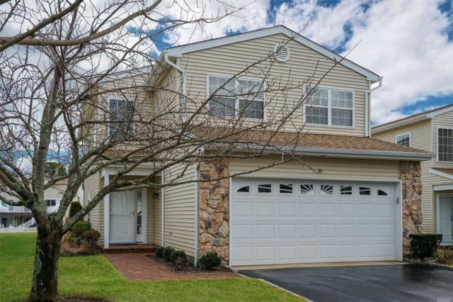 31 Colony Dr, Holbrook, NY 11741 (MLS #3003766) :: Keller Williams Homes & Estates
