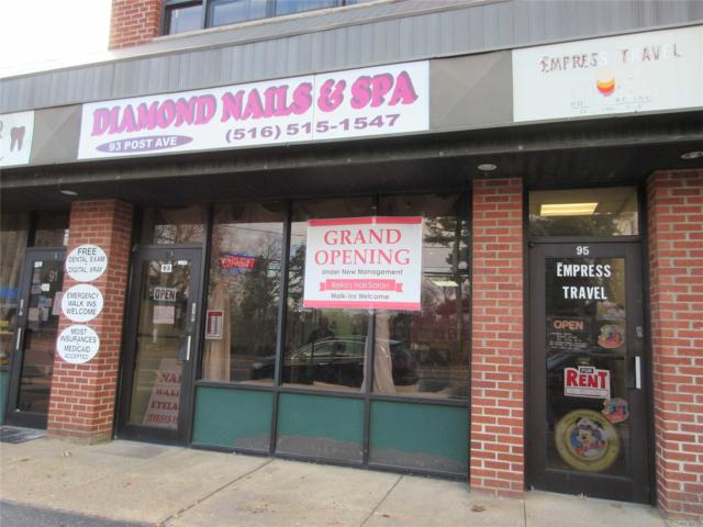 93 Post Ave, Westbury, NY 11590 (MLS #3004322) :: Keller Williams Homes & Estates