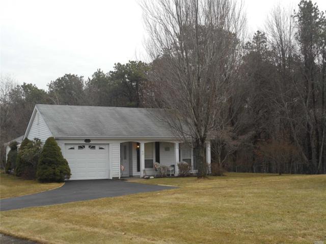 513 Lancaster Ct 55+, Ridge, NY 11961 (MLS #3004817) :: Netter Real Estate