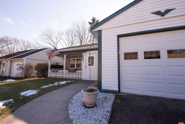 203 Canterbury Drive, Ridge, NY 11961 (MLS #3005221) :: Netter Real Estate