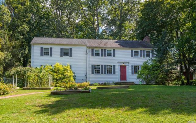 4 Ely Ln, Stony Brook, NY 11790 (MLS #3005620) :: Keller Williams Homes & Estates