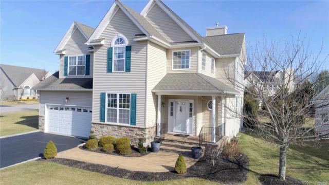 8 Joshua Ct, Wading River, NY 11792 (MLS #3005833) :: Netter Real Estate