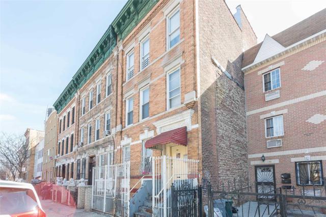 110 Palmetto St, Brooklyn, NY 11221 (MLS #3006218) :: Netter Real Estate