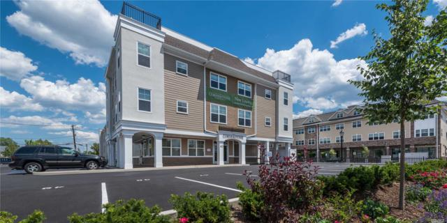 40 Elizabeth St #308, Farmingdale, NY 11735 (MLS #3006680) :: The Lenard Team
