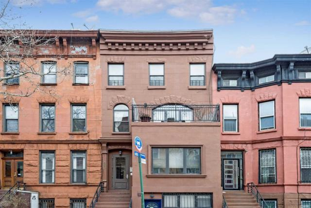 355A Halsey St #3, Brooklyn, NY 11216 (MLS #3008298) :: Netter Real Estate