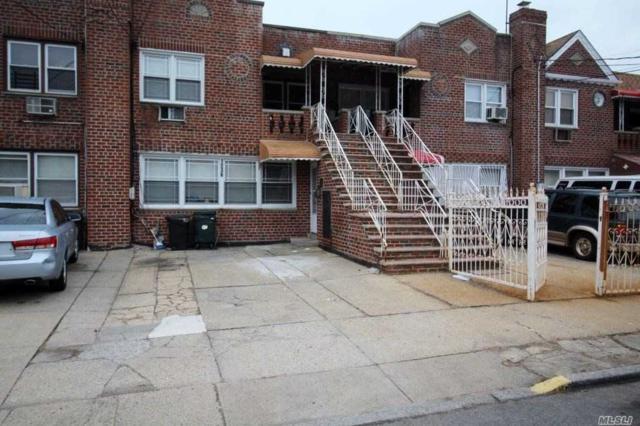 1236 E 86th St, Brooklyn, NY 11236 (MLS #3008722) :: The Lenard Team