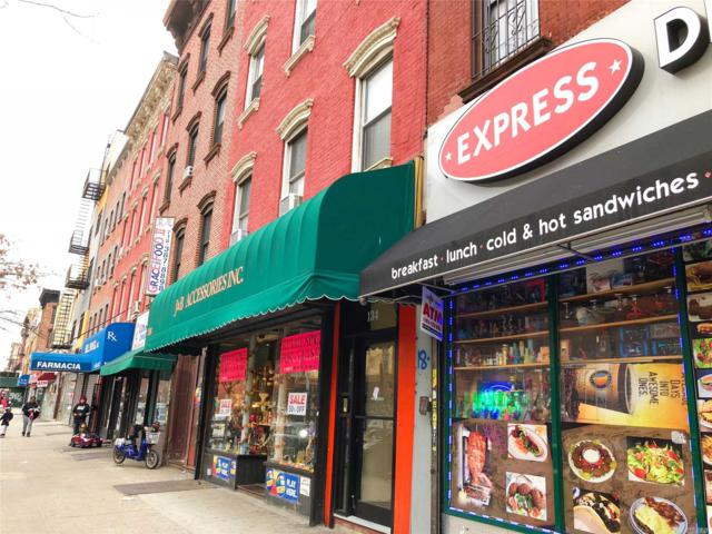 134 Graham Ave, Brooklyn, NY 11206 (MLS #3009022) :: Netter Real Estate