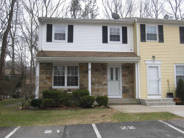 21 Harrison Commons, Yaphank, NY 11980 (MLS #3009037) :: Netter Real Estate