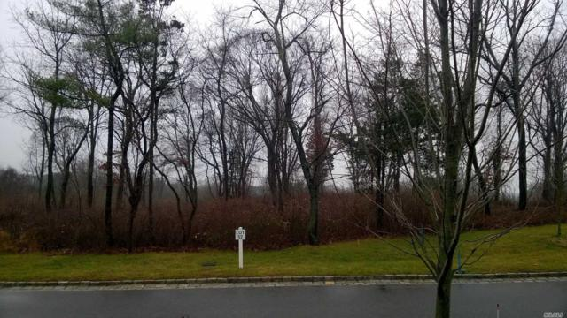 Lot #52 Stone Hill Dr, Muttontown, NY 11791 (MLS #3009097) :: Shares of New York