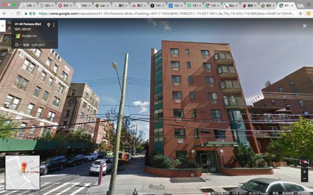 41-33 Parsons Blvd 3B, Flushing, NY 11355 (MLS #3010539) :: Netter Real Estate