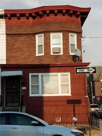 8761 86th St, Woodhaven, NY 11421 (MLS #3012951) :: The Kalyan Team