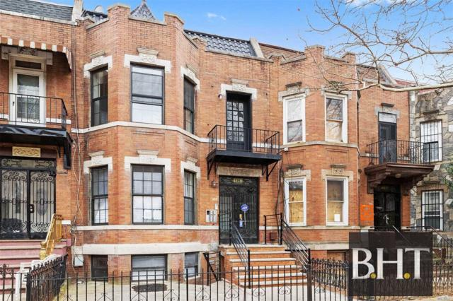 468 Chauncey St, Brooklyn, NY 11233 (MLS #3013331) :: Netter Real Estate