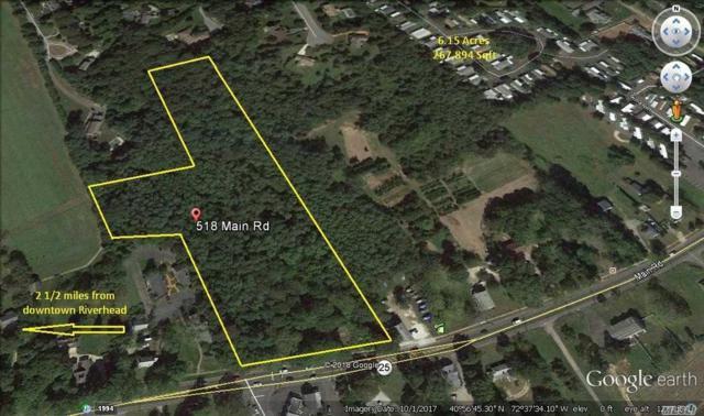 518-534 Main Road, Aquebogue, NY 11931 (MLS #3013984) :: Netter Real Estate