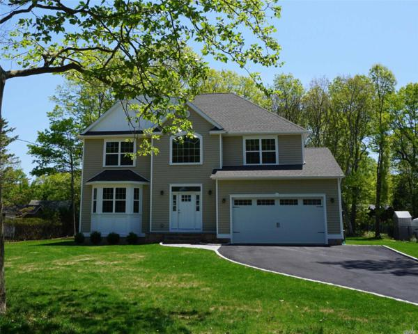Lot #2 Weeks Ave, Manorville, NY 11949 (MLS #3014009) :: The Lenard Team