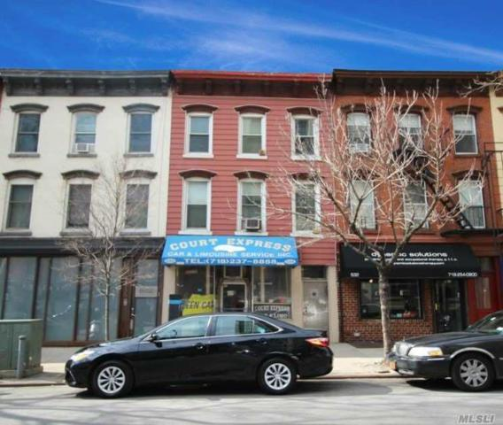 534 Court Street, Brooklyn, NY 11231 (MLS #3014139) :: Netter Real Estate