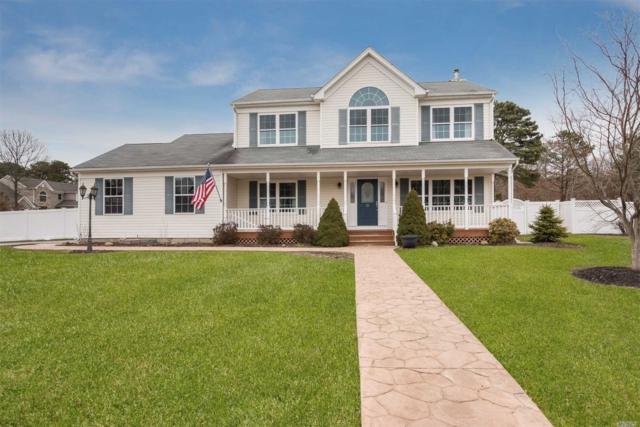 23 Williamsburg Way, Yaphank, NY 11980 (MLS #3015320) :: Netter Real Estate