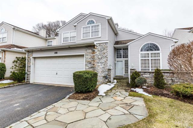 198 Windwatch Dr, Hauppauge, NY 11788 (MLS #3016716) :: The Lenard Team