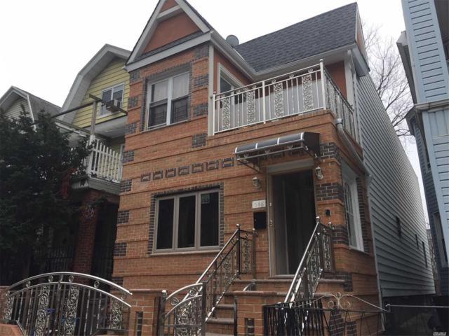 548 E 5th St, Brooklyn, NY 11218 (MLS #3017083) :: The Lenard Team