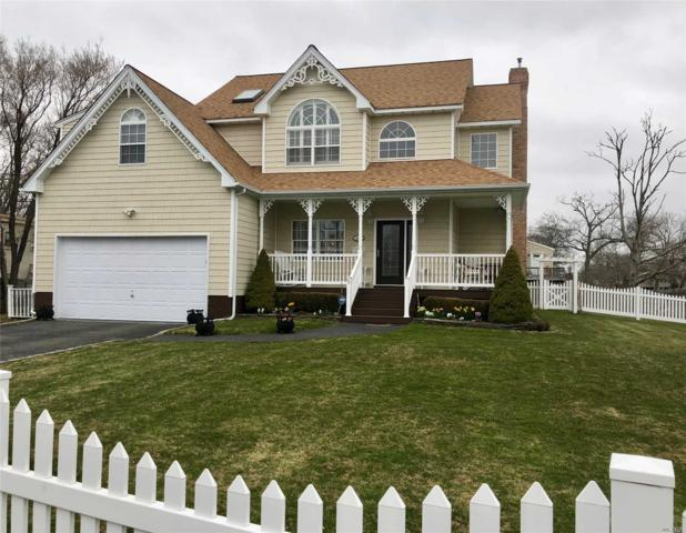 5 Brightwood St, Patchogue, NY 11772 (MLS #3021102) :: The Lenard Team