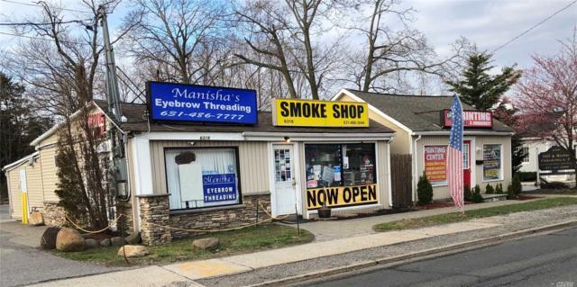 6316-6318 Jericho Tpke, Commack, NY 11725 (MLS #3022009) :: Platinum Properties of Long Island