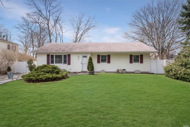 16 Sims St, Patchogue, NY 11772 (MLS #3023766) :: The Lenard Team