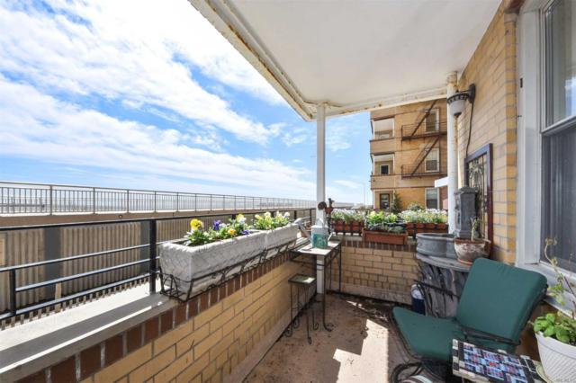 121-16 Ocean Promenade 1E, Rockaway Park, NY 11694 (MLS #3025900) :: Netter Real Estate