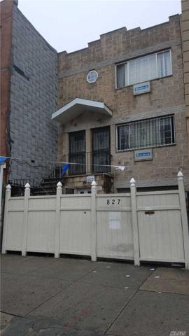 827 Gates Ave, Brooklyn, NY 11221 (MLS #3026555) :: Netter Real Estate