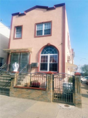 98-02 103rd Ave, Ozone Park, NY 11417 (MLS #3027157) :: Netter Real Estate