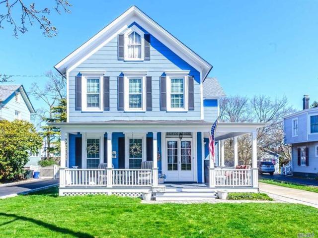 21 Prospect St, Babylon, NY 11702 (MLS #3027526) :: Netter Real Estate