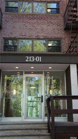 213-01 75 Ave 2G, Oakland Gardens, NY 11364 (MLS #3029474) :: Shares of New York