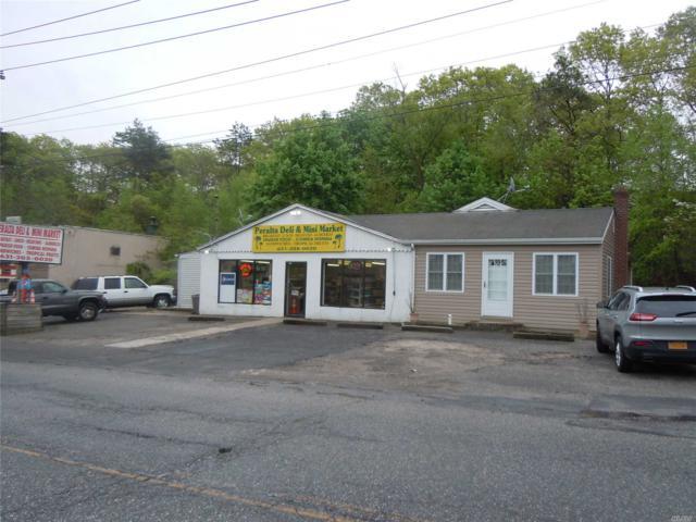 252 Mill Rd, Yaphank, NY 11980 (MLS #3029610) :: Netter Real Estate