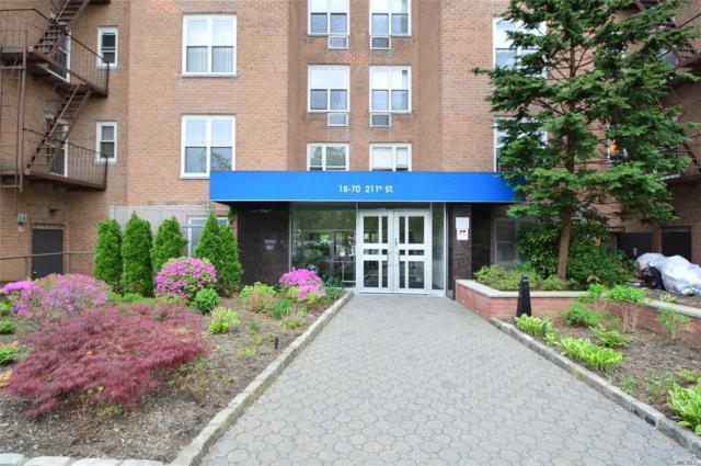 18-70 211th Street 3K, Bayside, NY 11360 (MLS #3029620) :: Shares of New York