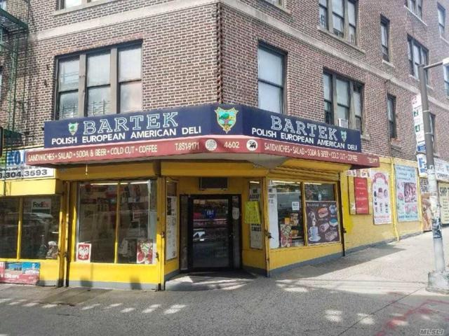 4602 New Utrecht Ave Ave, Brooklyn, NY 11219 (MLS #3029648) :: Keller Williams Points North