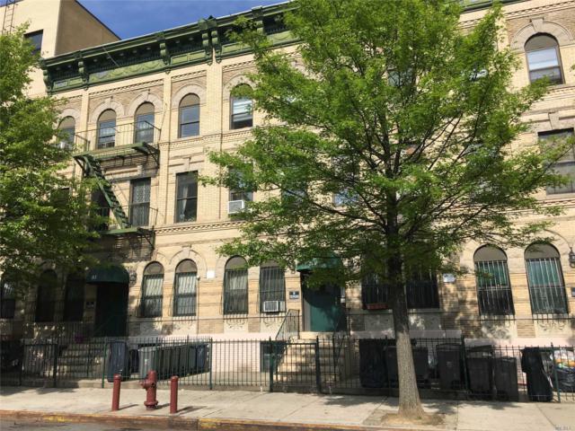 81 Stuyvesant Ave, Brooklyn, NY 11221 (MLS #3030671) :: The Lenard Team